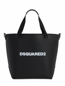 Кожаная Сумка Medium D2 Dsquared2 71I4BQ004-MjEyNA2