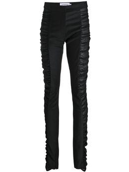 16Arlington брюки скинни со сборками TR025S20