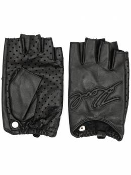 Karl Lagerfeld перчатки-митенки K/Karl 201W3603999