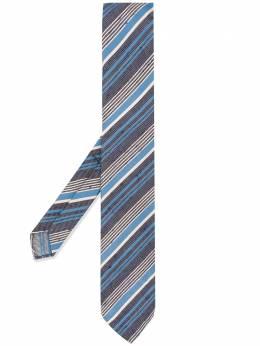 Lardini полосатый галстук EICRB7EI54195830CE156017