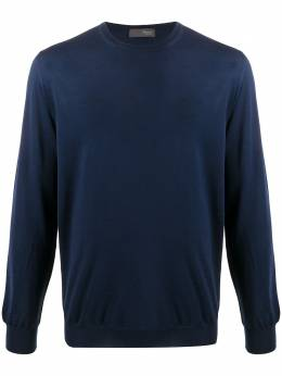 Drumohr легкий свитер с круглым вырезом D0D103