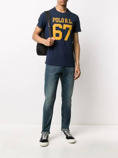 Polo Ralph Lauren футболка с логотипом 710791580 - 2