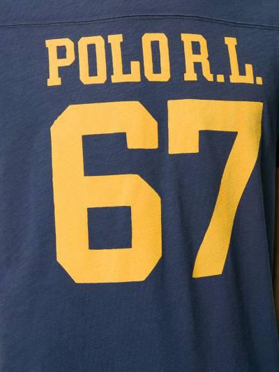 Polo Ralph Lauren футболка с логотипом 710791580 - 5