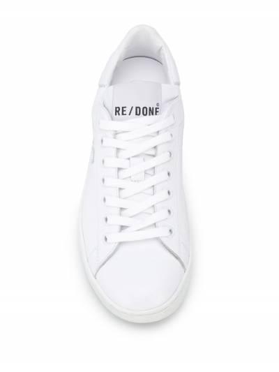 Re/Done кроссовки с тисненым логотипом 21214W7TSH - 4
