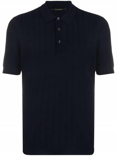 Tagliatore рубашка поло Noah в рубчик NOAH535GSE2006 - 1