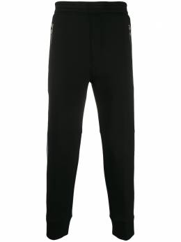 Neil Barrett спортивные брюки с лампасами PBJP187AN500C