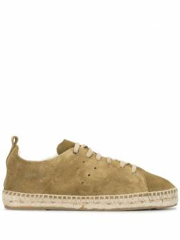 Manebi Hamptons lace-up espadrilles M26SH