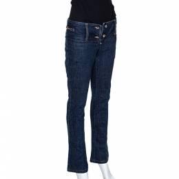 Dolce&Gabbana Indigo Denim Flared Jeans S 282154