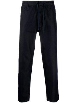 Emporio Armani cropped straight leg jeans 3H1J401DB9Z