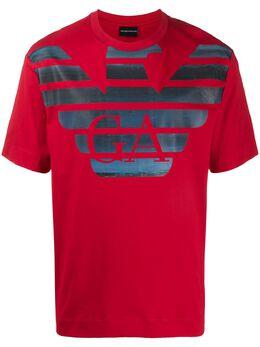 Emporio Armani printed T-shirt 3H1TM41JCQZ