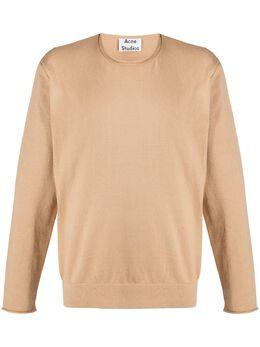 Acne Studios knitted jumper B60117