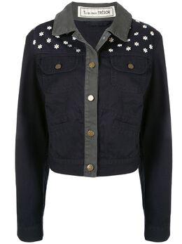 Tu Es Mon Tresor джинсовая куртка Toy Poodle 24MJ01TP