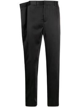 Y / Project брюки с широким поясом PANT45S18F111