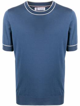 Brunello Cucinelli футболка с короткими рукавами M29802010CA556
