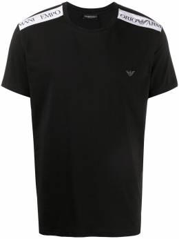 Emporio Armani crew-neck logo T-shirt 2118190P462