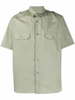 Stella McCartney рубашка на пуговицах с короткими рукавами 598690SIN18