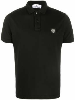 Stone Island short sleeved polo shirt MO721522613