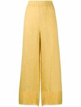 Fabiana Filippi широкие брюки с завышенной талией PAD270W7930000A934