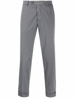 Brunello Cucinelli брюки чинос кроя слим M289LI1770C2511