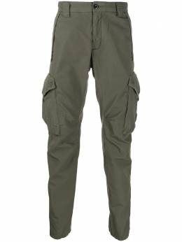 C.P. Company straight-leg cargo trousers 08CMPA333A005699G