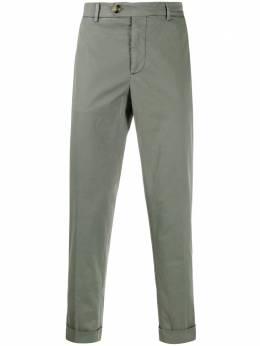 Brunello Cucinelli брюки чинос кроя слим M289LI1770C5723