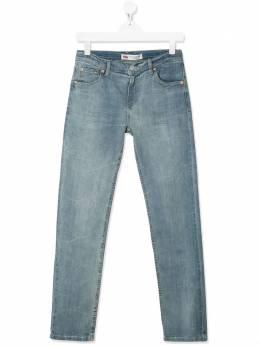 Levi's Kids прямые джинсы 9E5502
