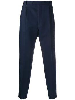 Ps by Paul Smith зауженные брюки строгого кроя M1R909TA01029