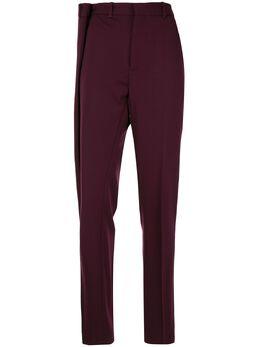 Y / Project зауженные брюки с завышенной талией PANT45S18F98