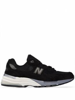 New Balance 992 classic sneakers M992BL
