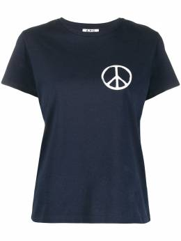 A.P.C. peace sign T-shirt COEEYF26898