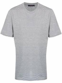 The Gigi полосатая футболка с короткими рукавами GINGERM816