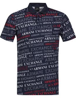 Поло Armani Exchange