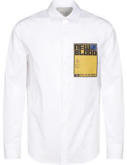 Рубашка Frankie Morello 122515