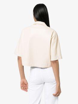 Nanushka куртка-рубашка Blair WJA00116
