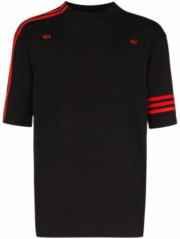 Adidas by 424 Vocal striped T-shirt FS6236