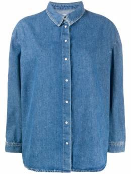 Ba&sh джинсовая рубашка Ivona 1E20IVON
