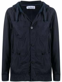Stone Island куртка с капюшоном MO7215428J2