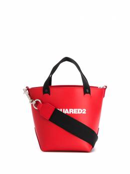 Dsquared2 маленькая сумка-тоут с логотипом SPW003001501652