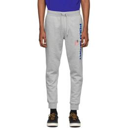 Polo Ralph Lauren Grey Polo Sport Fleece Lounge Pants 710770023002