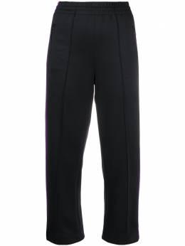 Marc Jacobs брюки с логотипом на лампасах V4000018001