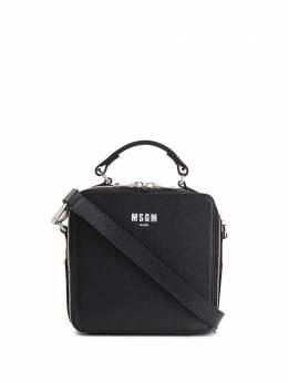 MSGM сумка-тоут с логотипом 2841MDZ550440