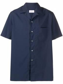 Brioni рубашка с короткими рукавами SCCI0LP9037