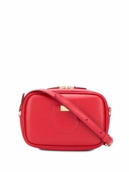 Salvatore Ferragamo сумка через плечо с декором Gancini 691324
