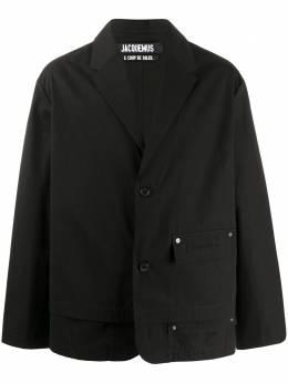 Jacquemus куртка La veste Artichaut 205JA0220522990