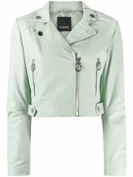 Pinko укороченная байкерская куртка 1G14M9Y5YJT77