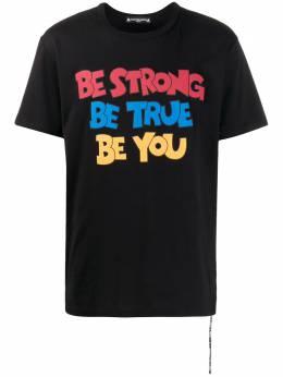 Mastermind World футболка с надписью MW20S04TS074018
