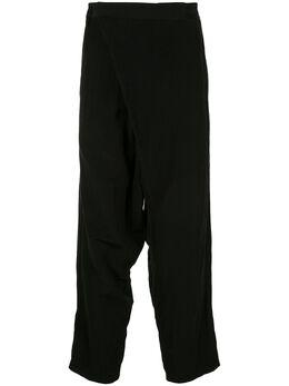 Julius строгие брюки с низким шаговым швом 697PAM3