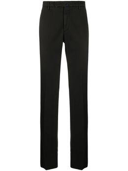 Incotex строгие брюки прямого кроя 1AGW8290312