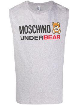 Moschino Underbear tank top A40058103