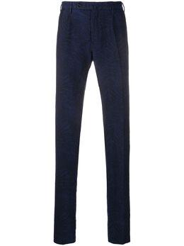 Incotex строгие брюки кроя слим 1GWT9390313